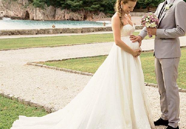 Novak Djoković, Jelena Ristić, ślub