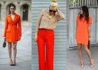 Pomara�czowe ubrania i dodatki - must have na ten sezon