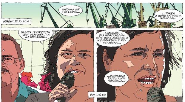 St�uczona pupa d�wigni� polityki. Ruch miejskich aktywist�w w Tr�jmie�cie