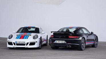 Porsche 911 Martini Racing Edition