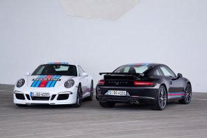 Porsche 911 S Martini Racing Edition | Powr�t do Le Mans
