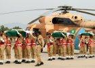 Zmar� ambasador Indonezji w Pakistanie ranny w wypadku �mig�owca