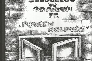 """Aresztanci wydali tomik poezji. """"Powiew wolności"""" z Aresztu Śledczego w Gdańsku"""