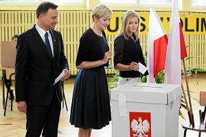 Studni�wka z prezydentem Andrzejem Dud� w II LO w Krakowie