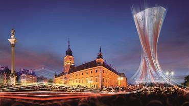 Liga Europy w Warszawie