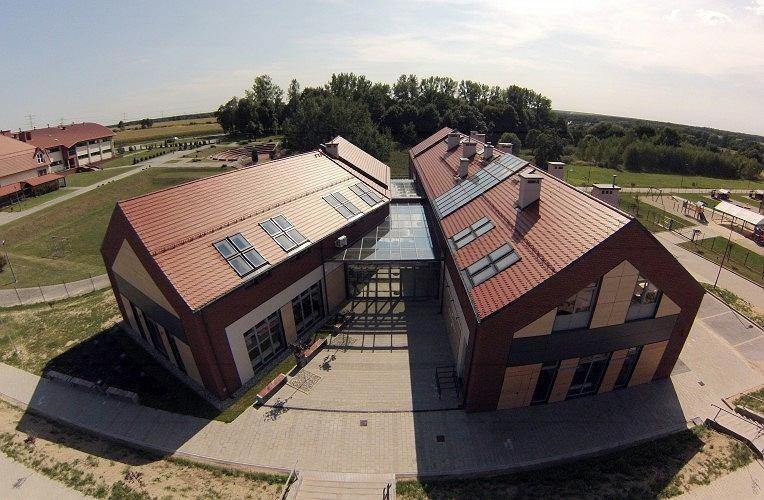 Gminne Centrum Społeczno-Kulturalne i Biblioteka w Sośnicowicach