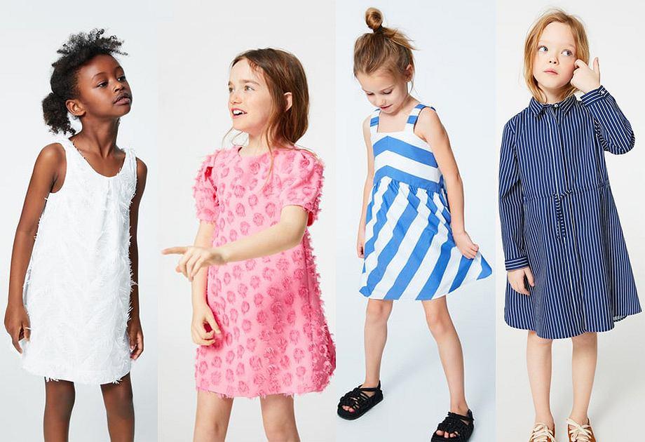 Zara sukienki dla dziewczynek