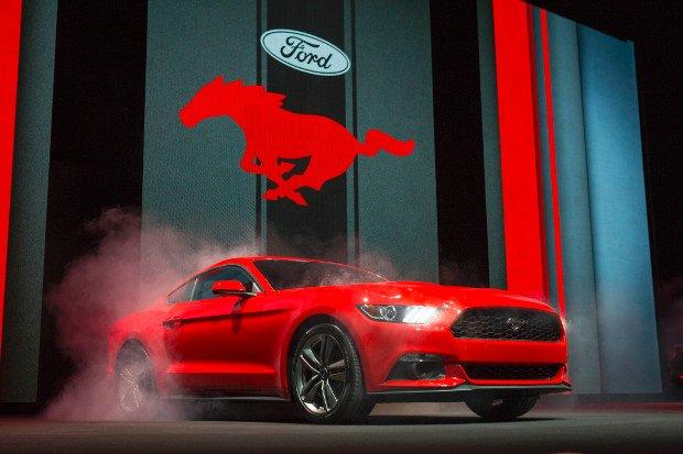 Oto nowy Ford Mustang | Prezentacja w Barcelonie