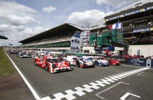 Prezentacja tegorocznych uczestników wyścigu 24h Le Mans