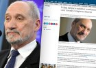 �ydowska Liga Przeciw Znies�awieniom wzywa do cofni�cia nominacji... Antoniemu Macierewiczowi