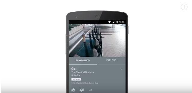 YouTube Music - nowa aplikacja Google