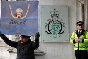 Brytyjski Sąd Najwyższy: Rząd nie może rozpocząć Brexitu bez zgody parlamentu