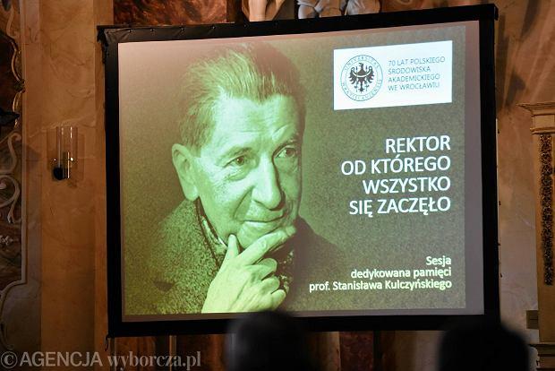 Jędrzejowski, Kaliski, Kulczyński, Wasilkowski - staję w obronie ulic naukowców, mamy ich tak niewiele