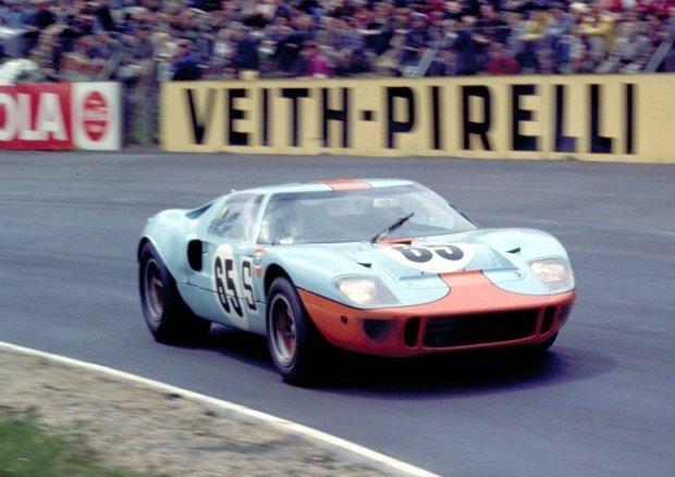Ford GT40 | 50 lat pogromcy Ferrari