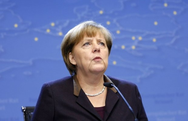 Angela Merkel mia�a wypadek na nartach. Lekarze stwierdzili p�kni�cie miednicy