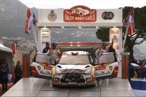 Trójbryłowy Citroen C-Elysee WTCC po raz pierwszy na torze podczas inauguracji sezonu w Maroku