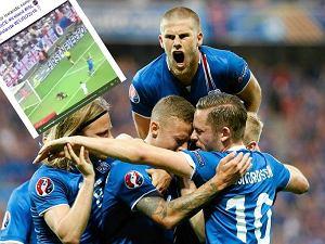 Komentator z Islandii zn�w to zrobi�! SZALE�STWO na wizji!