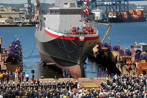 To pierwszy od lat nowy okr�t naszej marynarki