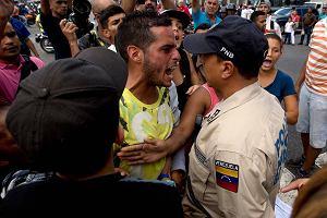 Wenezuelskie władze nakazały okupację amerykańskiej fabryki