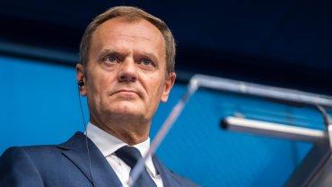 """Tusk: """"To mo�e by� najbardziej dramatyczny moment w historii Unii Europejskiej"""""""