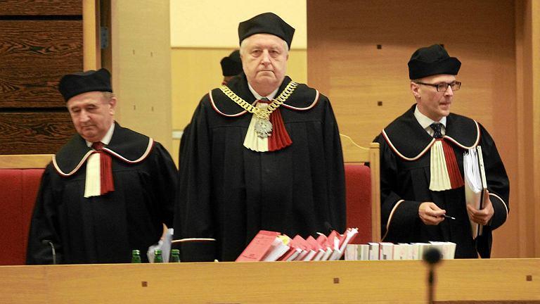 Przewodniczący Trybunału Konstytucyjnego Andrzej Rzepliński