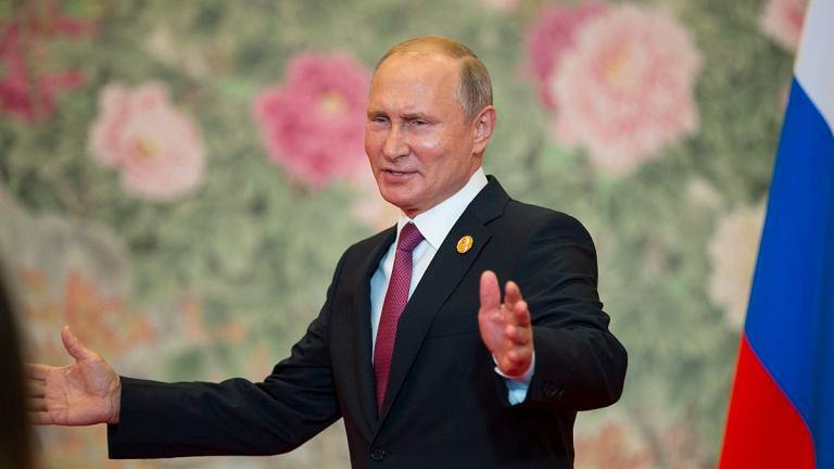 Prezydent Władimir Putin