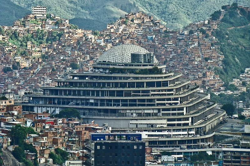 Więzienie polityczne w Caracas