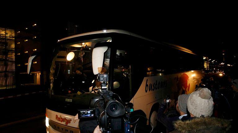 Starosta z Bawarii odesłała autokar z uchodźcami do Berlina