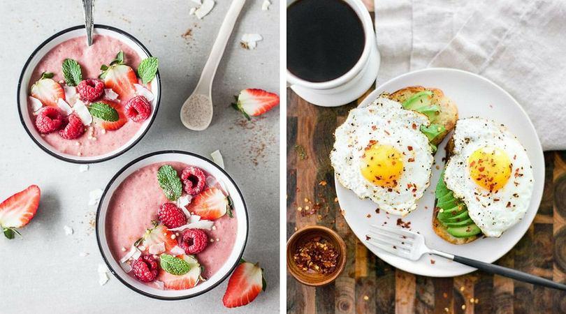 Przepisy na śniadania podkręcające metabolizm