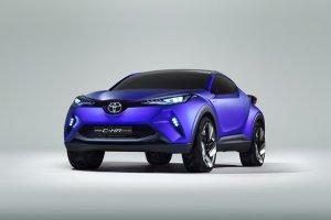 Toyota C-HR | Przysz�o�� segmentu C