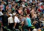 Australian Open. Trener Any Ivanović i teść Andy'ego Murraya zasłabł podczas meczu. Jest w szpitalu