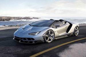3500 Lamborghini i ani jednego więcej