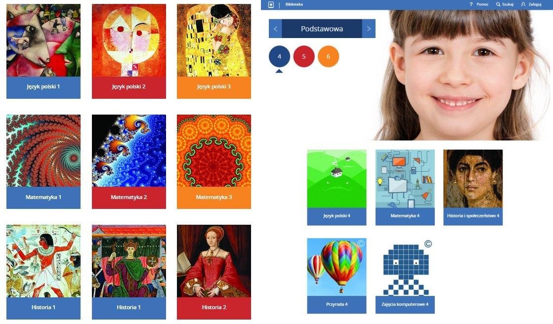 E-podręczniki to darmowe pomoce naukowe dla uczniów i nauczycieli (fot. epodreczniki.pl)