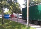 7-letni chłopiec zginął pod kołami ciężarówki