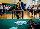 Egzamin gimnazjalny. Zdjęcie ilustracyjne