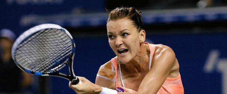 Agnieszka Radwa�ska szybko pokona�a niewygodn� rywalk�. W Wuhan wygra�a pierwszy mecz w karierze