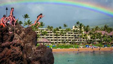 Hawaje: ogień i woda