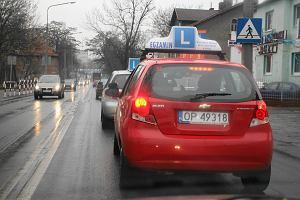 NIK rozpocz�a kontrol� szkolenia i egzaminowania kierowc�w