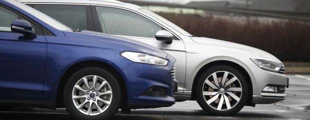 Ford Mondeo vs. Volkswagen Passat | Konfrontacja | Dogonić królika