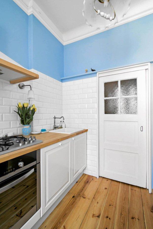 kuchnia, meble kuchenne, styl klasyczny, wystrój wnętrz