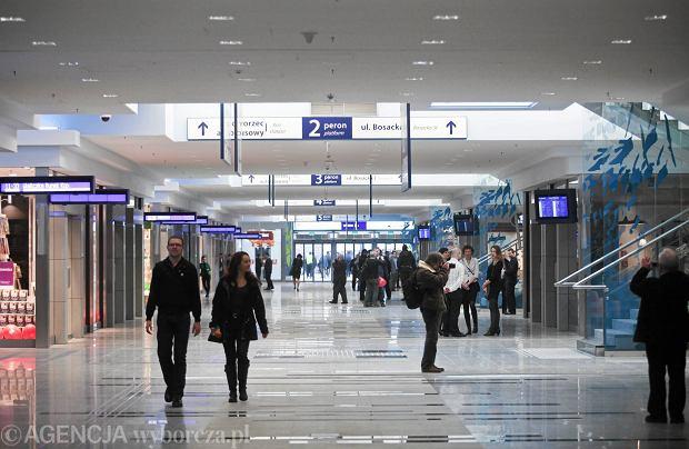z15459180Q,Nowy-Dworzec-Glowny-w-Krakowi