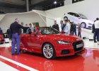 Motor Show Pozna� 2015   Audi Q7   Nowa generacja