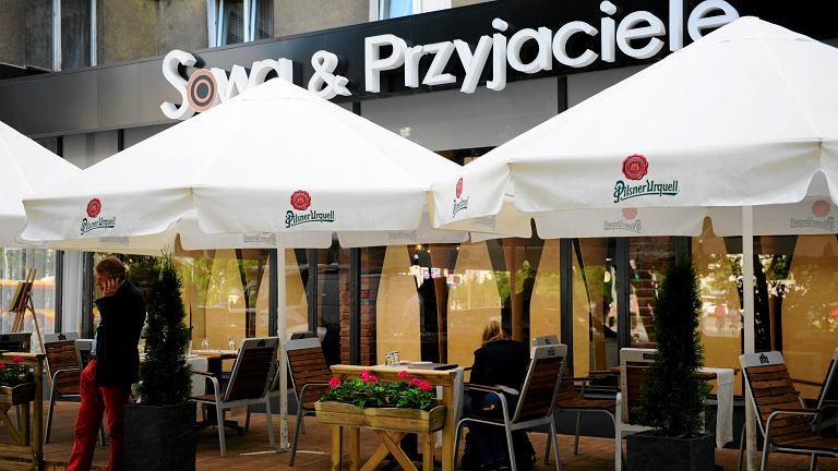Restauracja Sowa i Przyjaciele w Warszawie. To m.in. tu nagrywano polityków