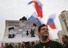 W Moskwie odby� si� protest przeciwko polityce Putina