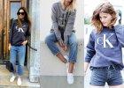 Bluza Calvin Klein Jeans hitem w sieci - sprawdź jak ją nosić