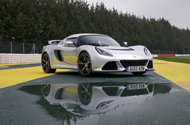 Lotus Exige S Automatic | Wstydu nie ma