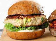 Burger pikantny - ugotuj