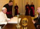 Putin sp�ni� si� na audiencj� u papie�a prawie 50 minut. I nie zaprosi� go do Rosji