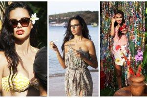 Adriana Lima nową twarzą Vouge Eyewear