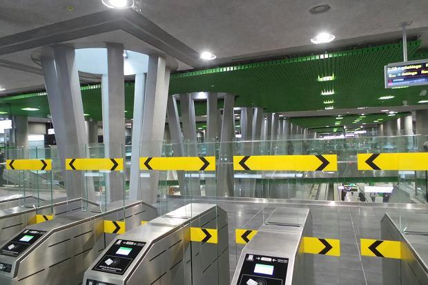 Metro otworzą w niedzielę o godz. 9.30. Oficjalna zapowiedź